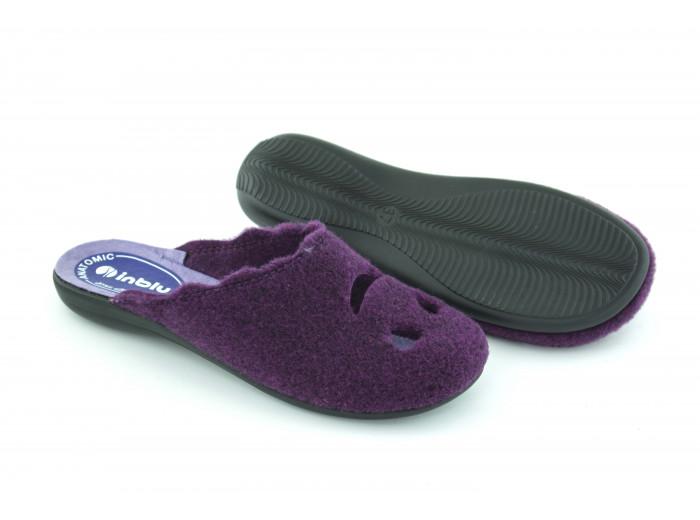 Тапочки Inblu NC-20Q purple