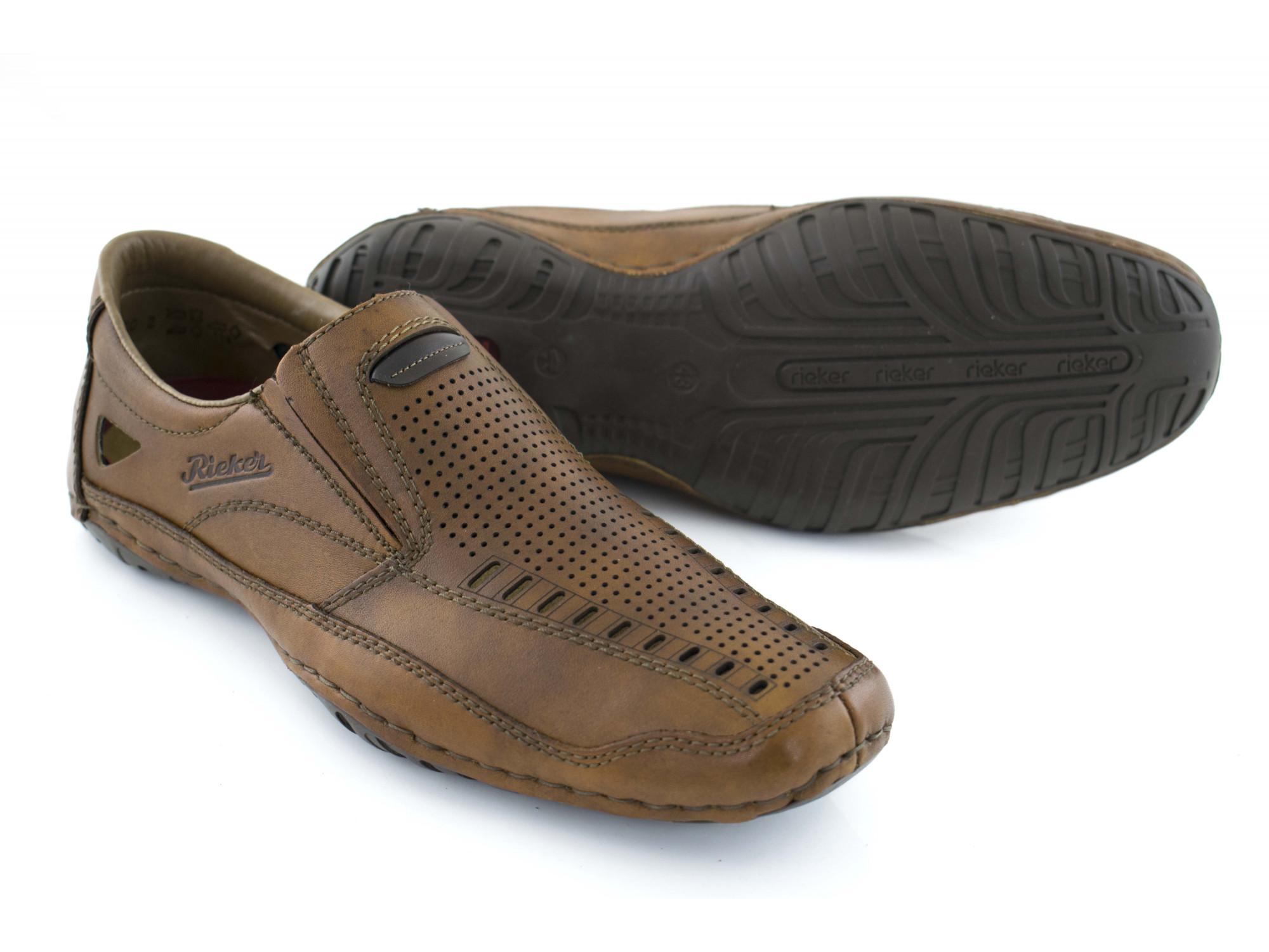 Летние туфли Rieker 06356-24
