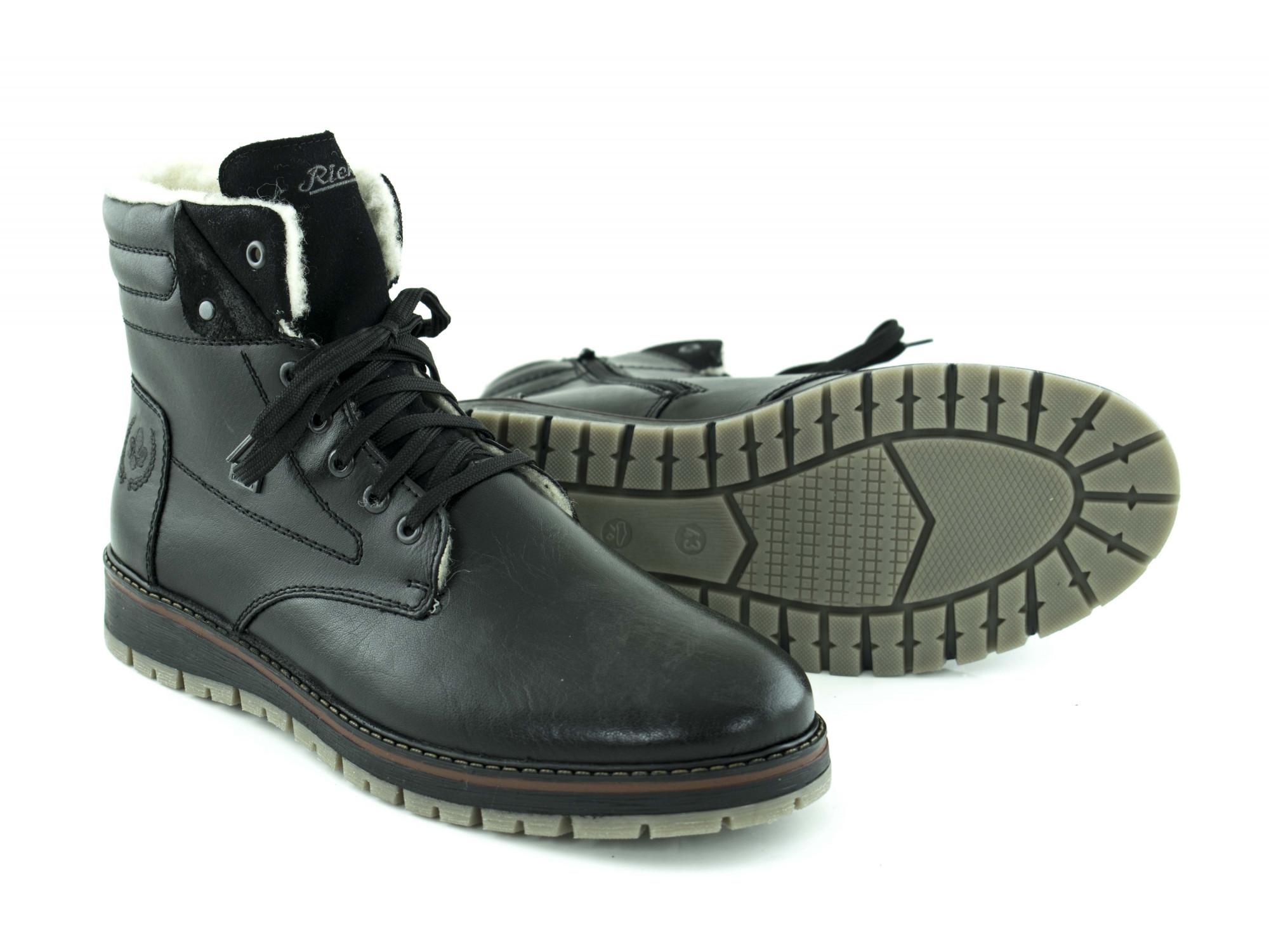 Ботинки Rieker F4114-00