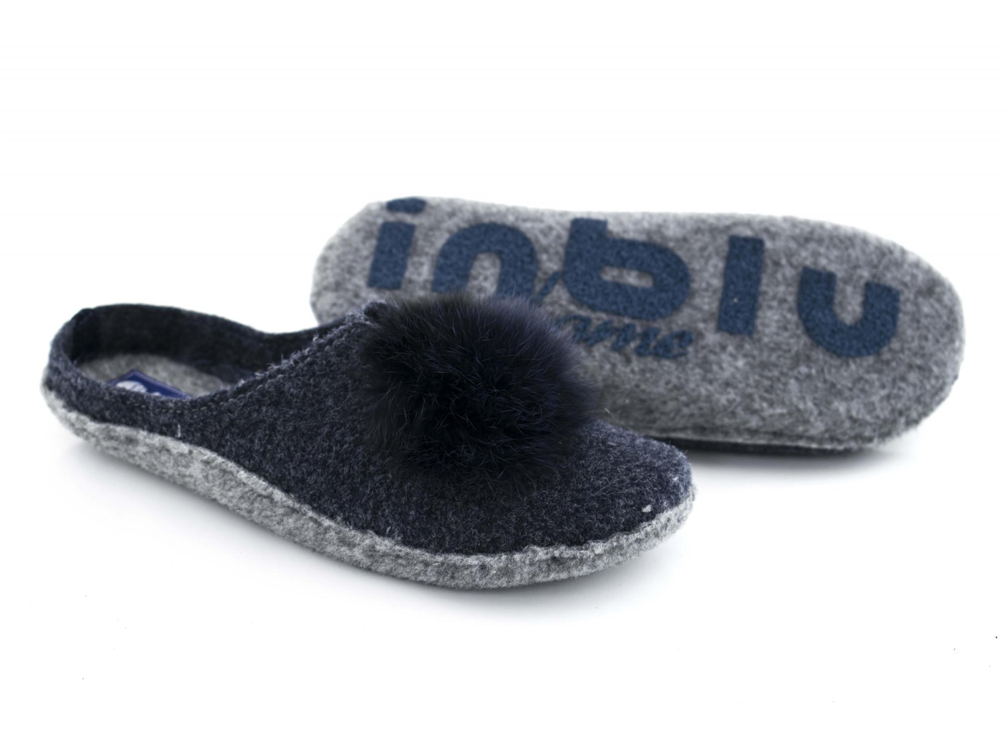 Тапочки Inblu P2-6X синие