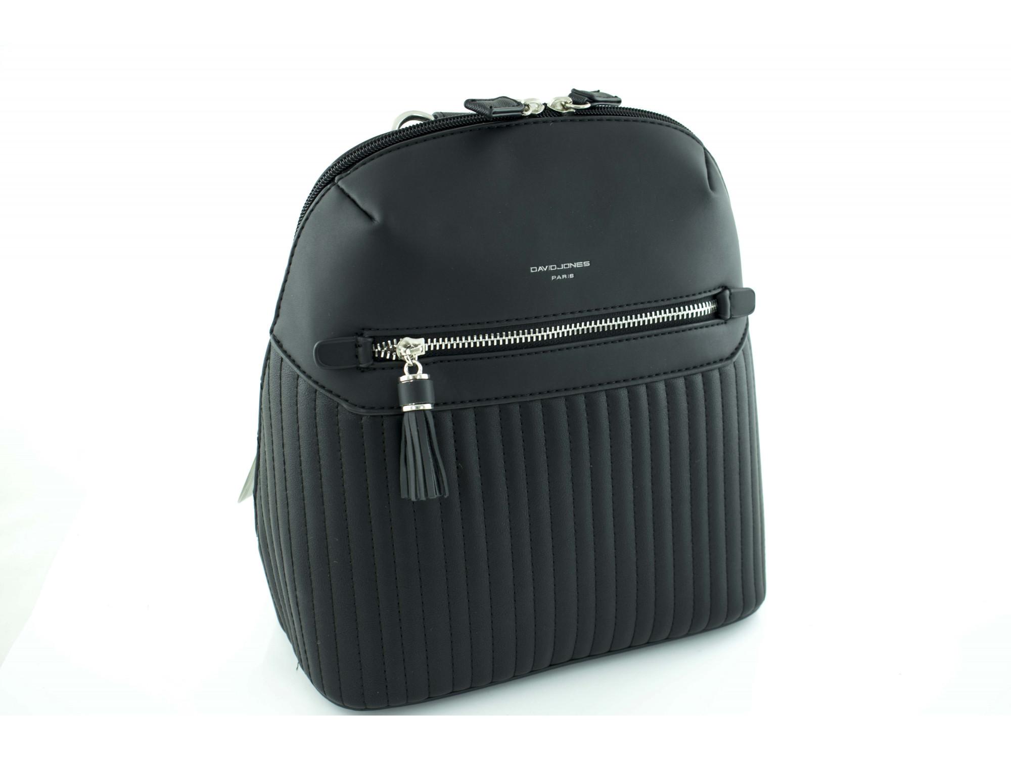 Рюкзак David Jones 5823-1Т черный