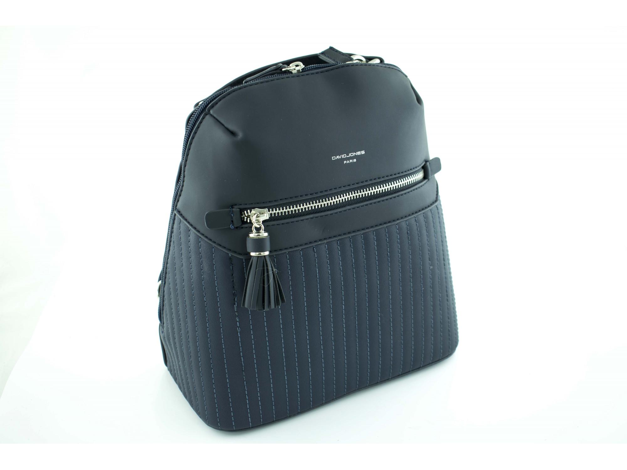 Рюкзак David Jones 5823-1Т синий