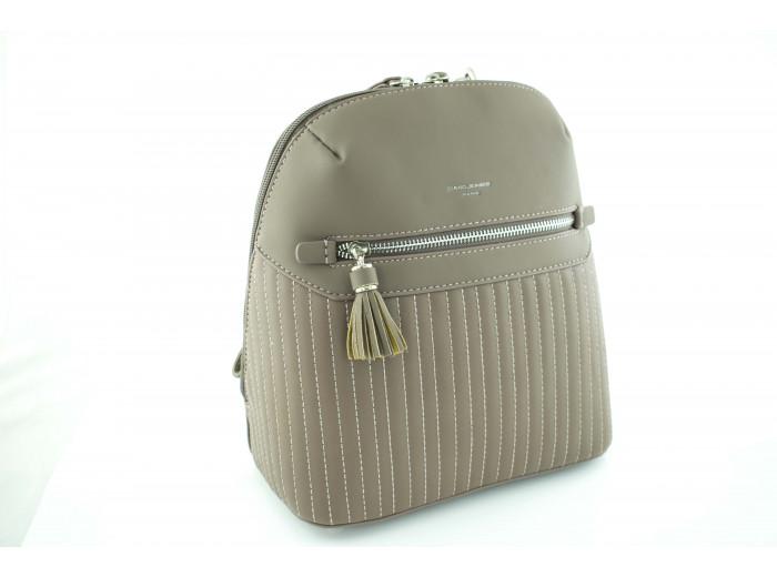 Рюкзак David Jones 5823-1Т розовый