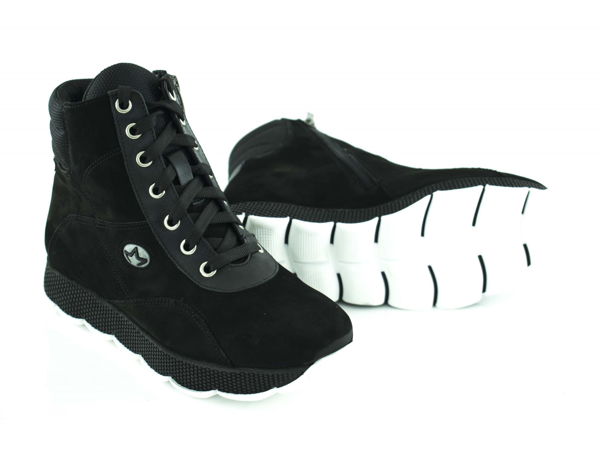 Ботинки Mida 24540(9Ш)
