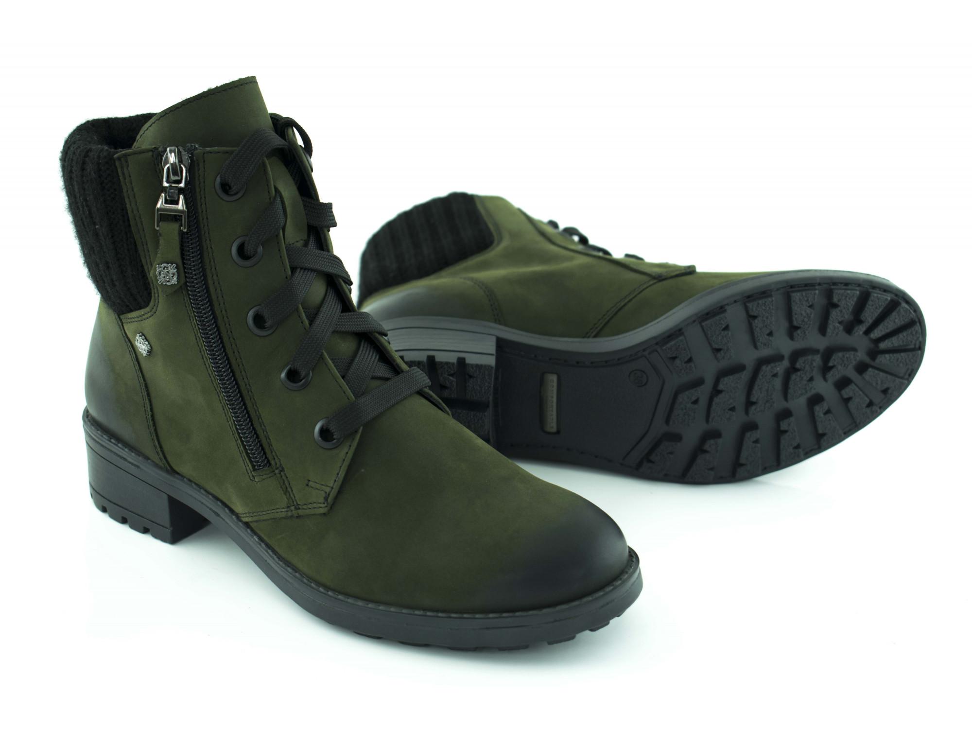 Ботинки Mida 24836(642Ш)