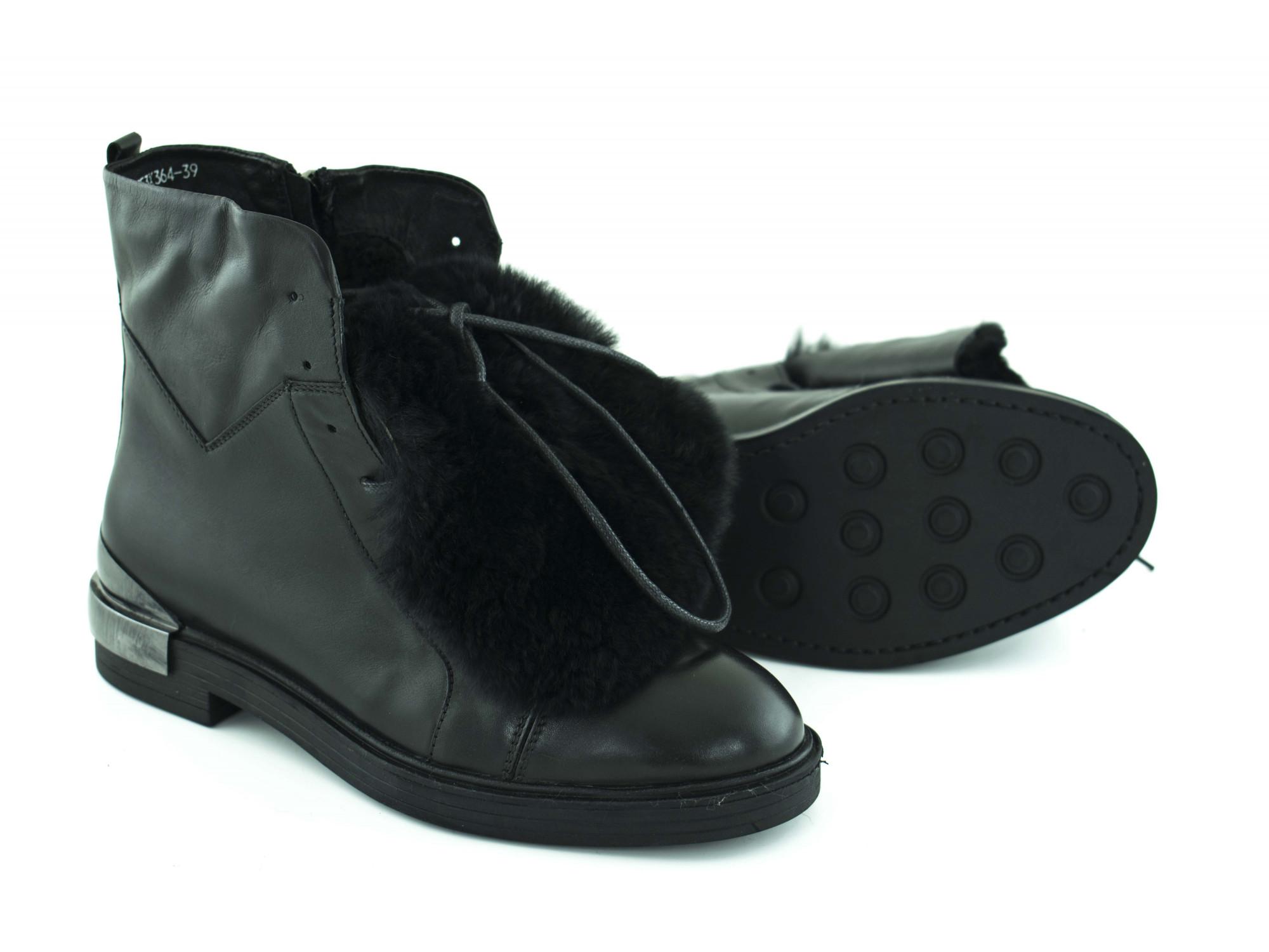 Ботинки Кадар 00-0740353-М