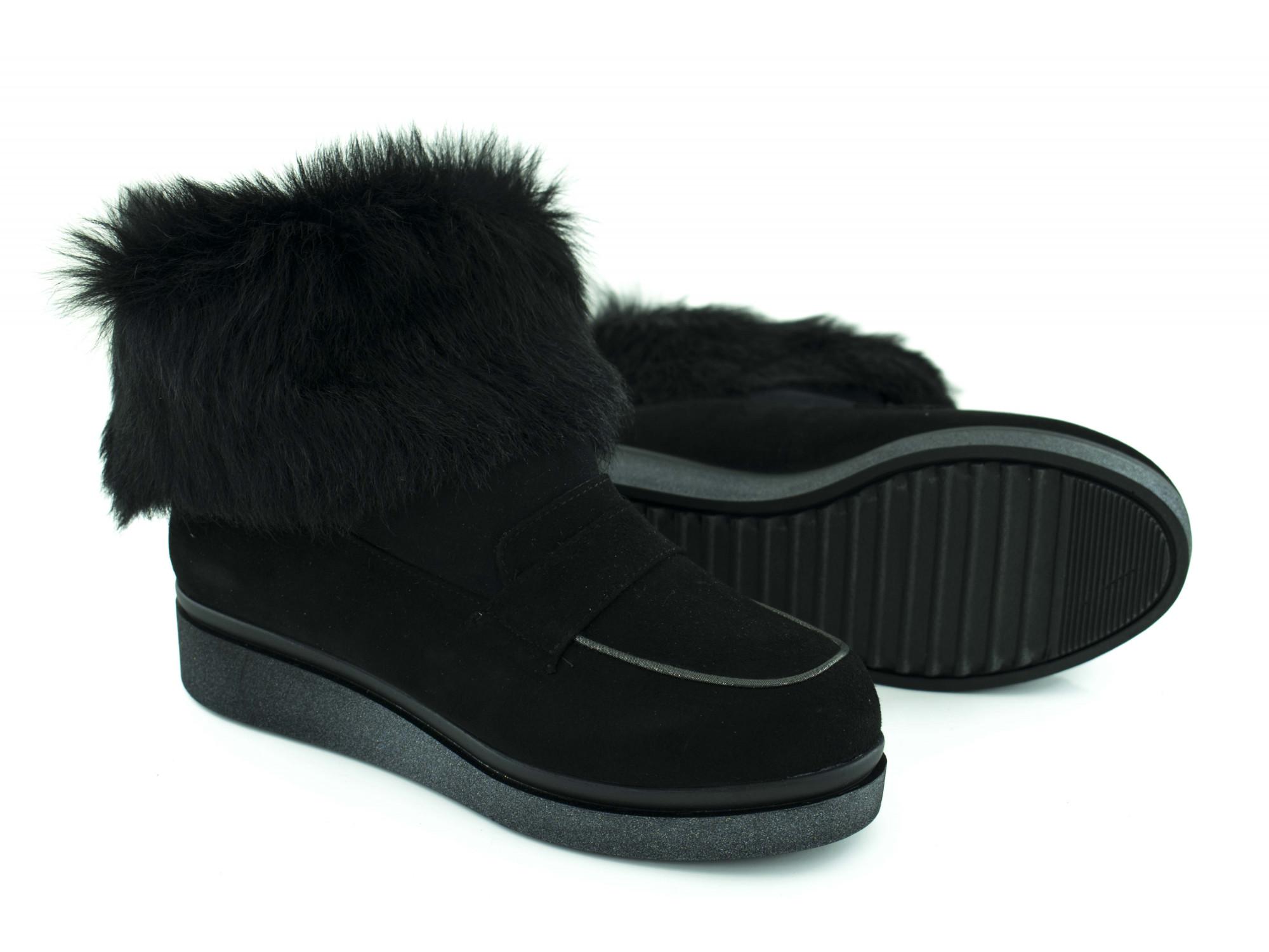 Ботинки Кадар 00-0882166-М