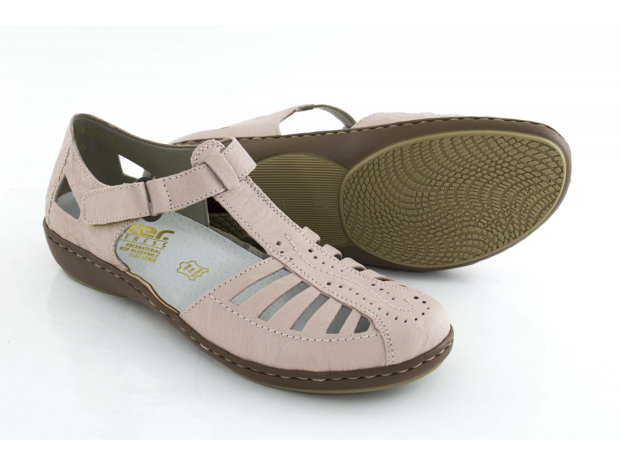 Летние туфли 45865-31