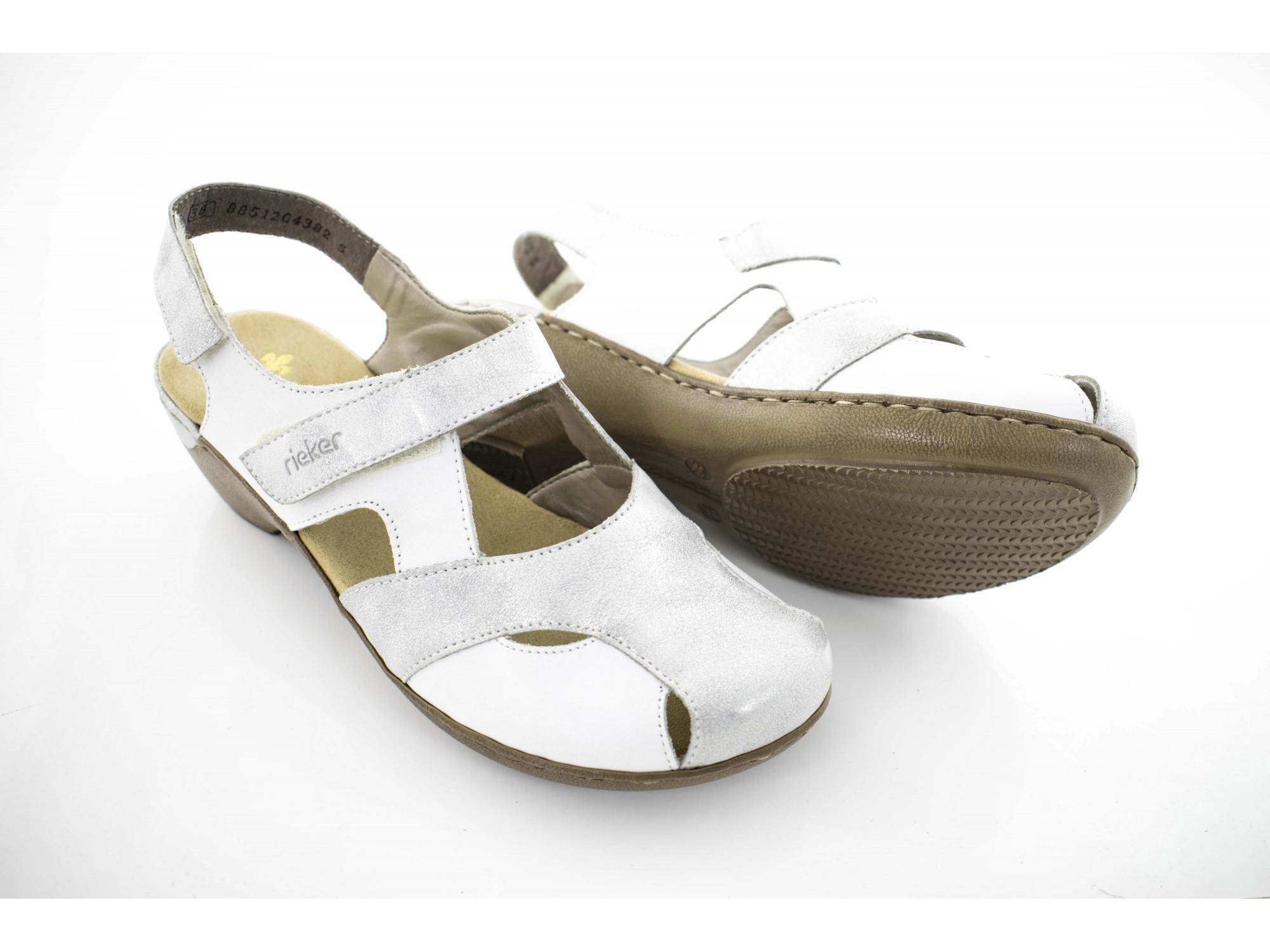 Летние туфли Rieker 68774-80