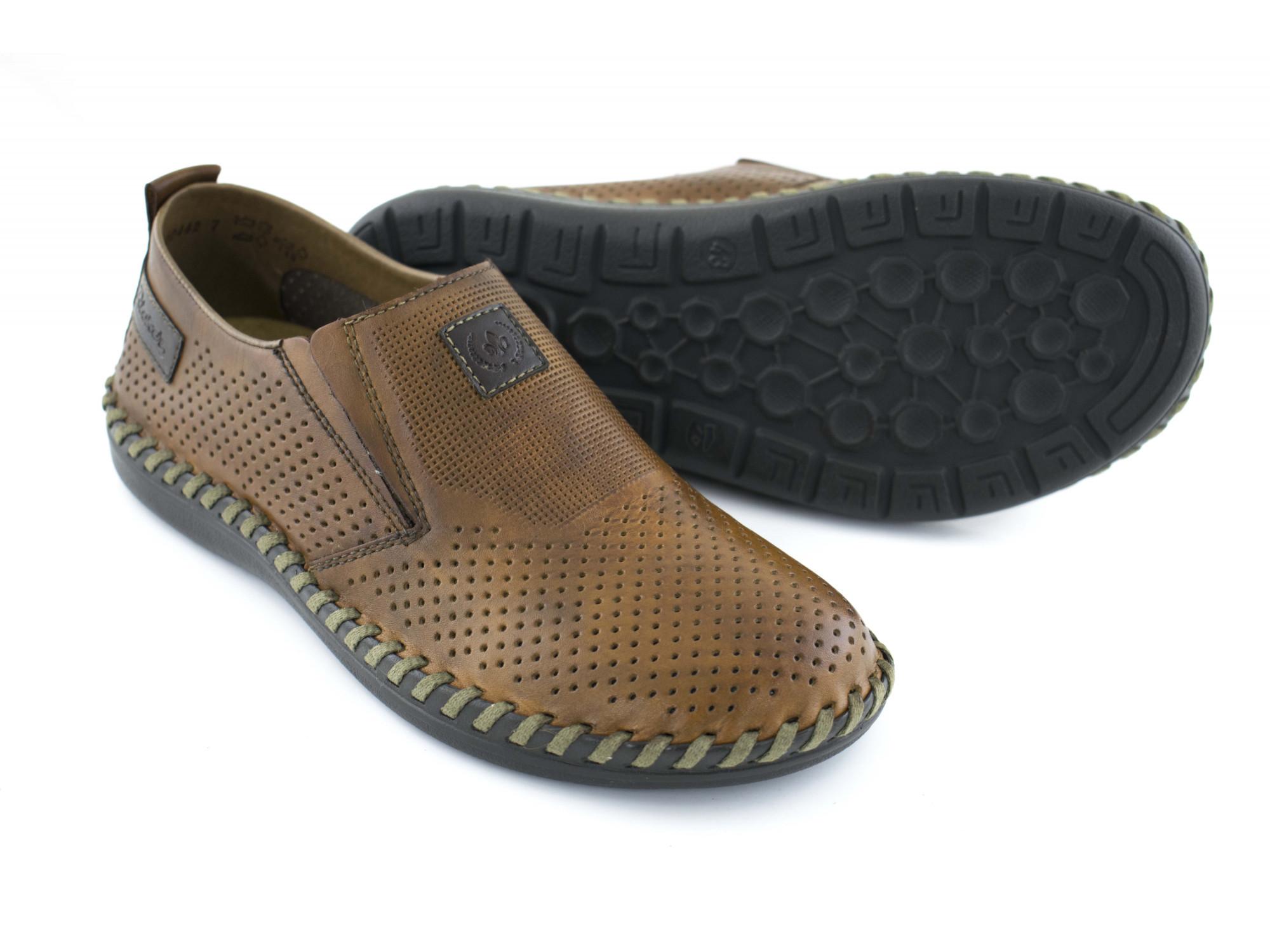 Летние туфли Rieker B2476-24