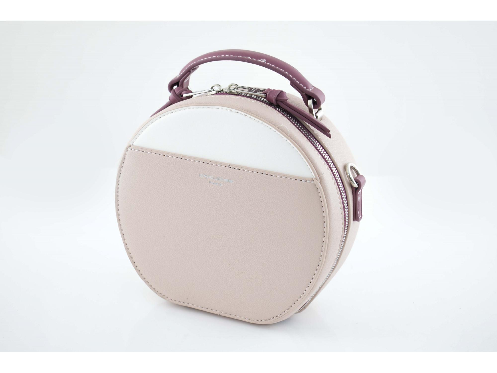 Клатч David Jones 5916-1T розовая