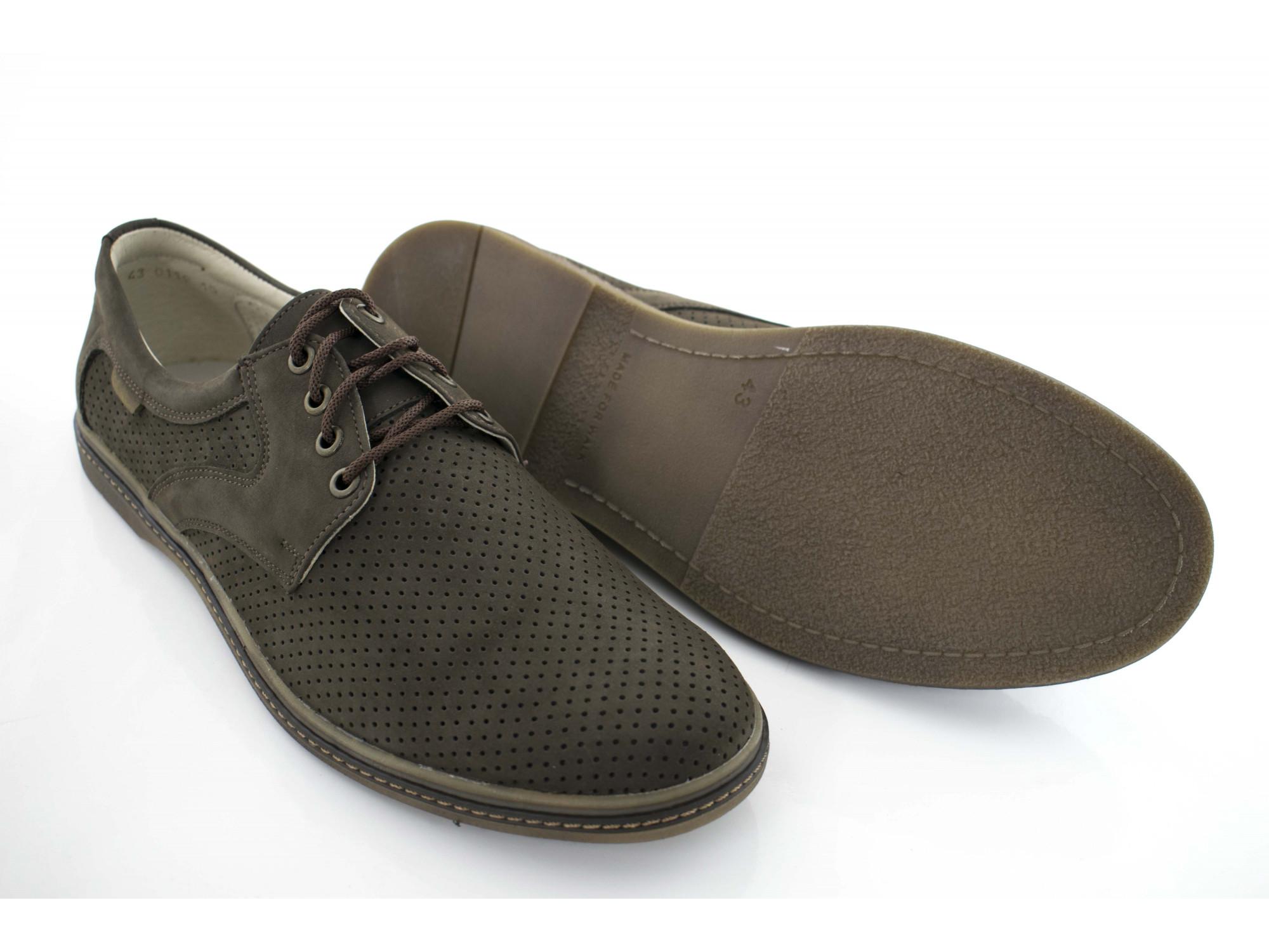 Летние туфли Мида 13339(82)