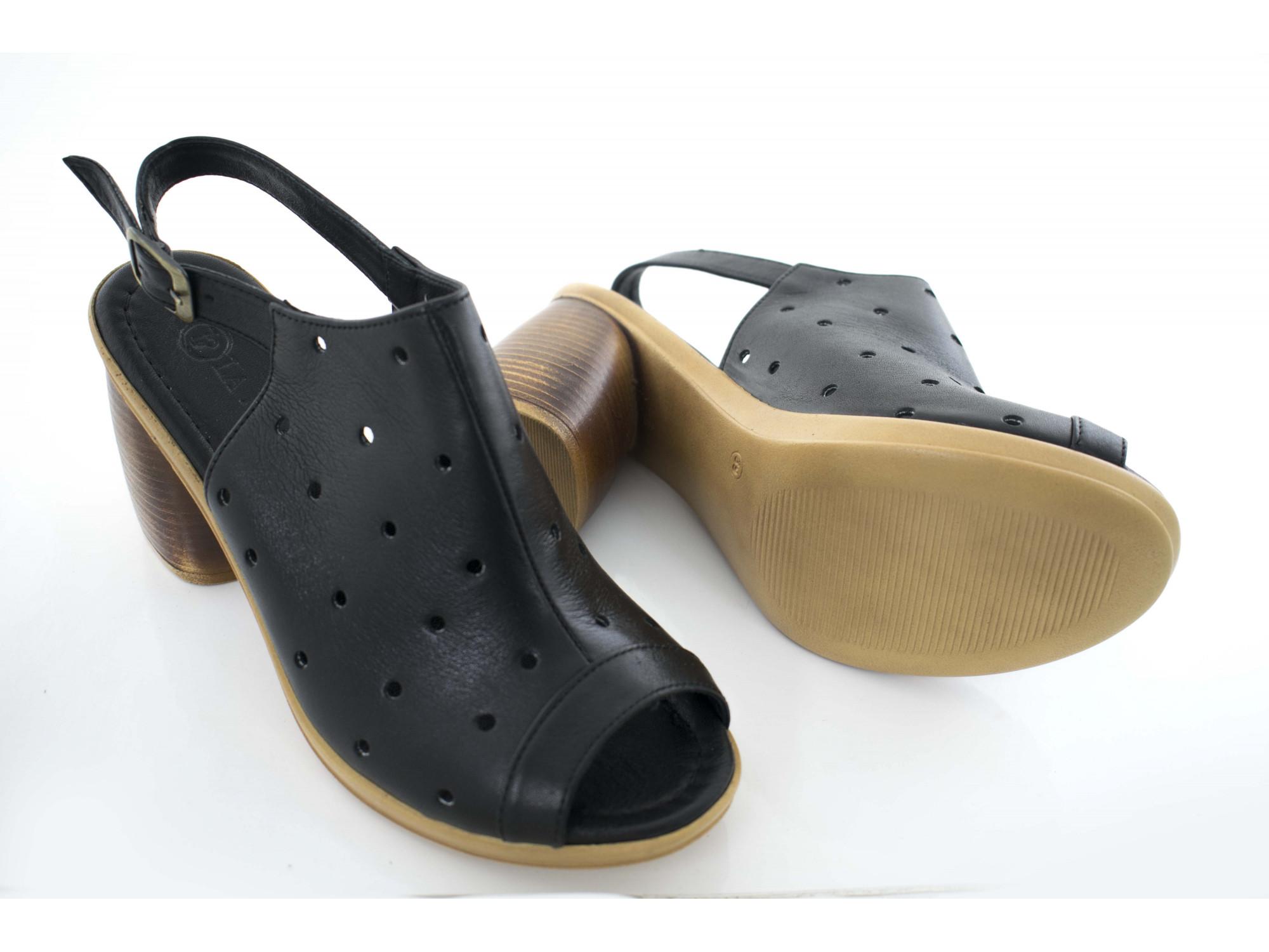 Летние туфли La Pinta 0489-8014-96118