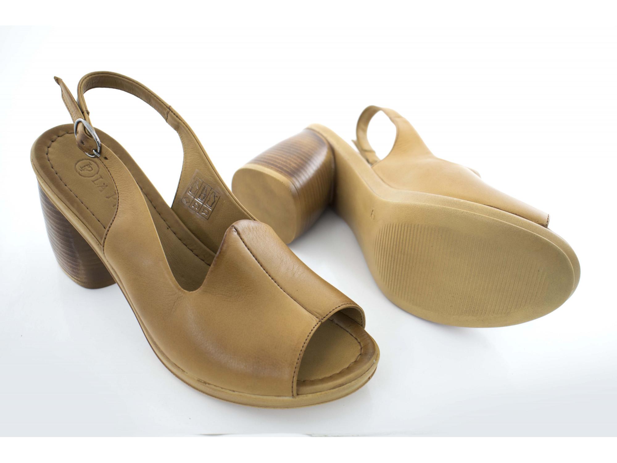 Летние туфли La Pinta 0489-8009-96118