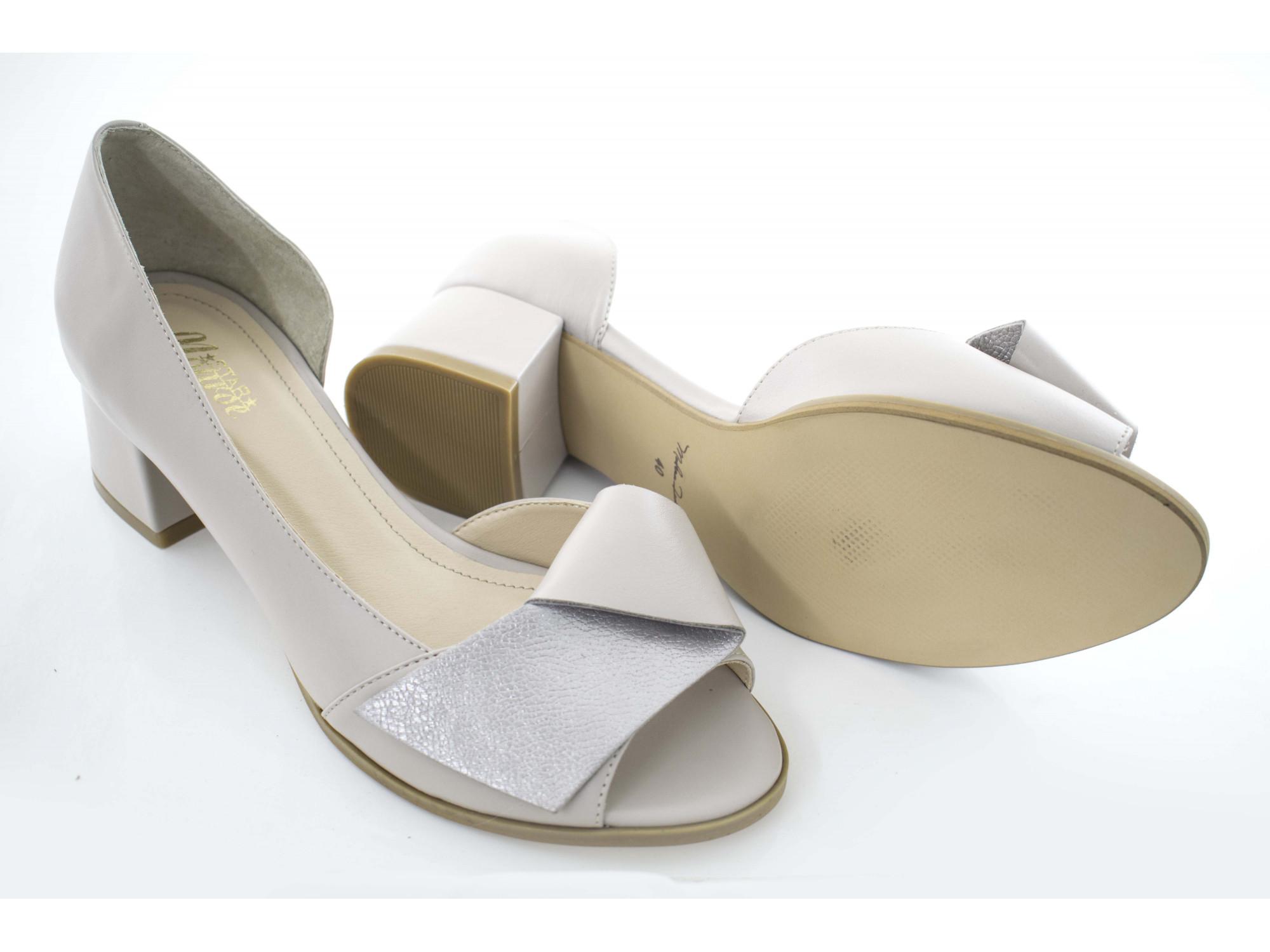 Летние туфли Monroe 699-8113-48