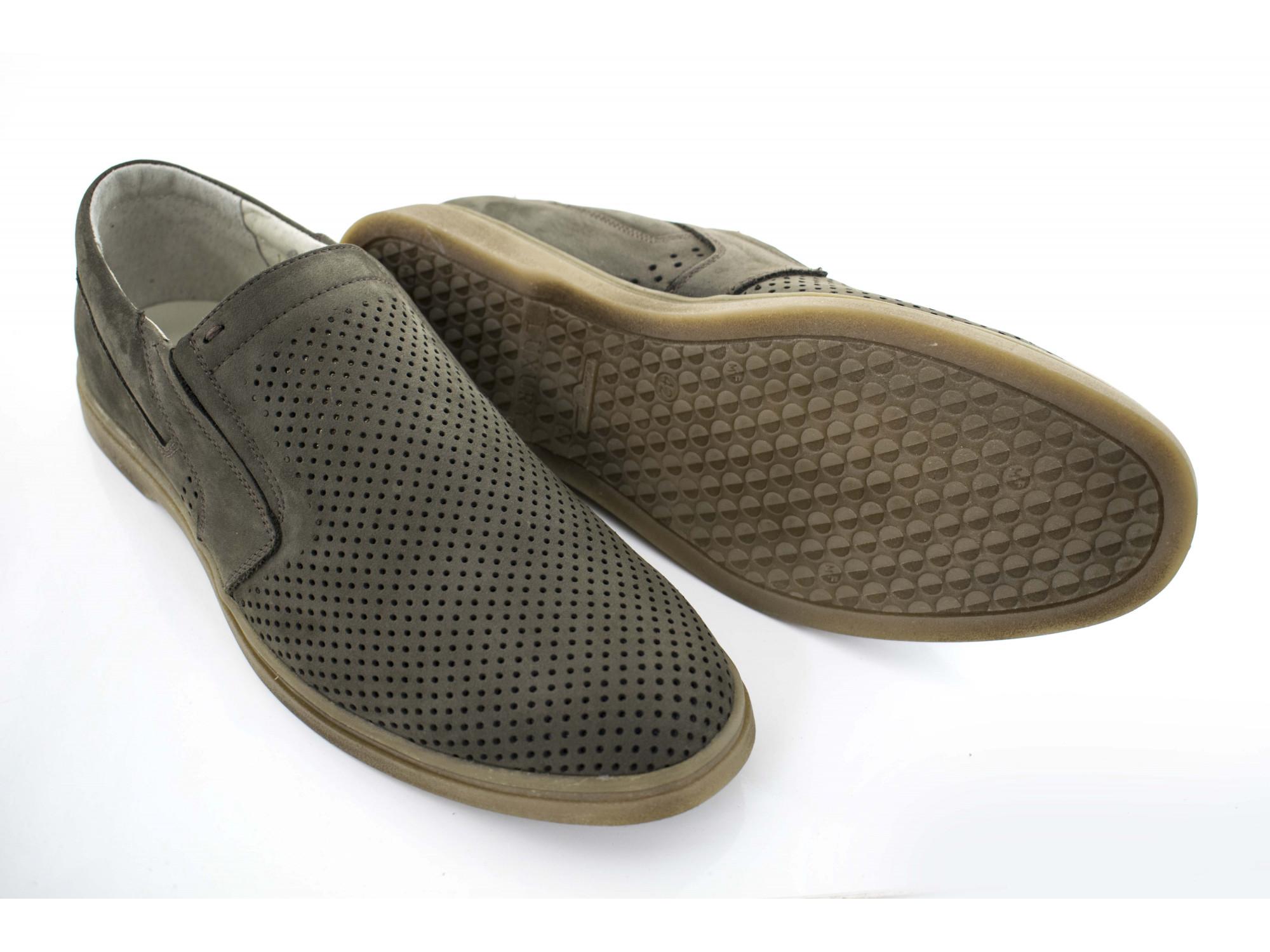 Летние туфли Мида 130137(82)