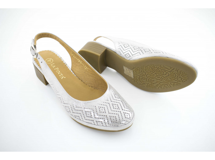 Летние туфли La Pinta 0436-617.433-617
