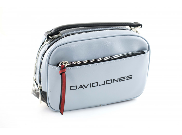 Сумка - клатч David Jones cm5085T синяя