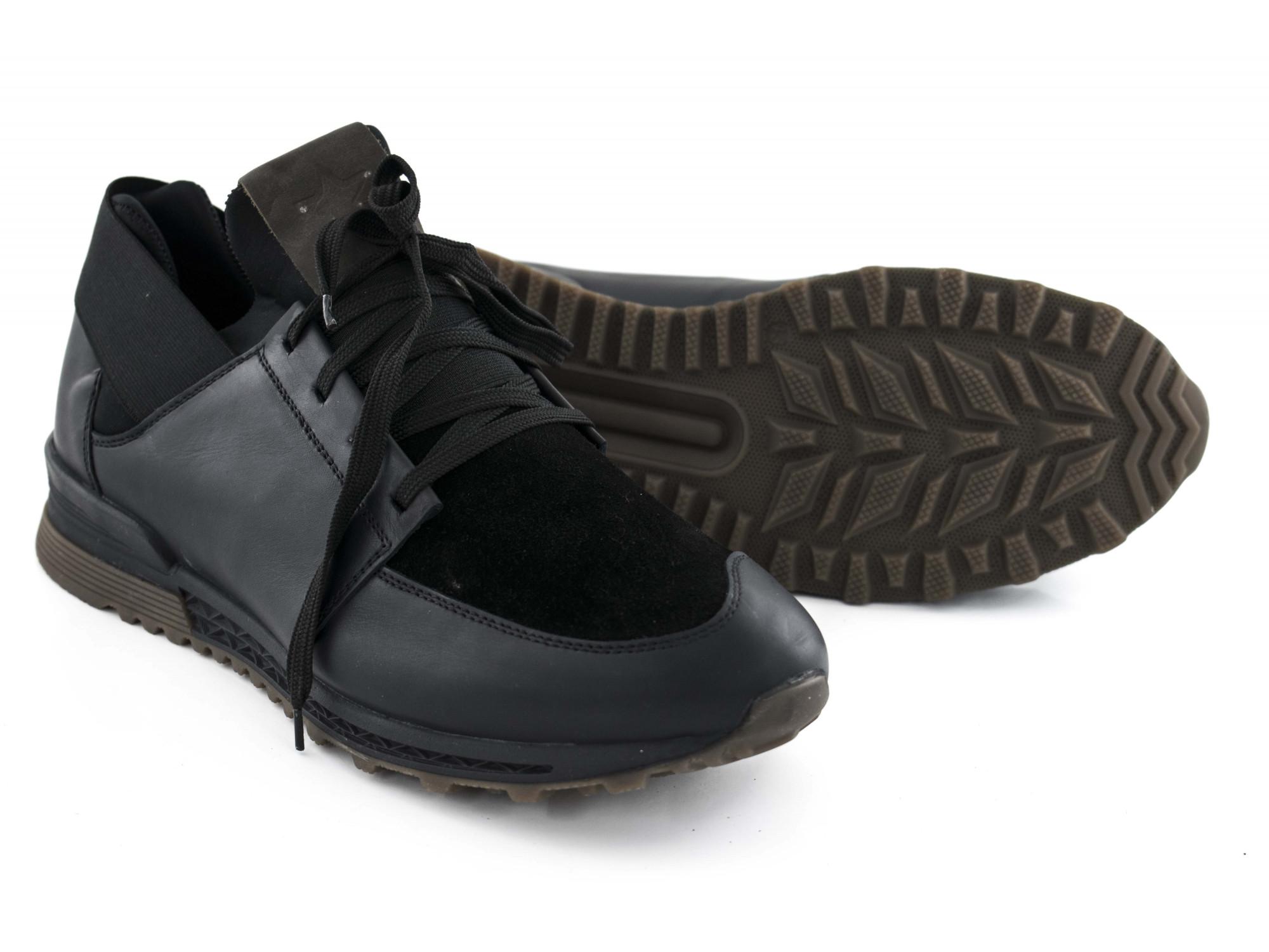 Кроссовки Мида 111217(3) черные