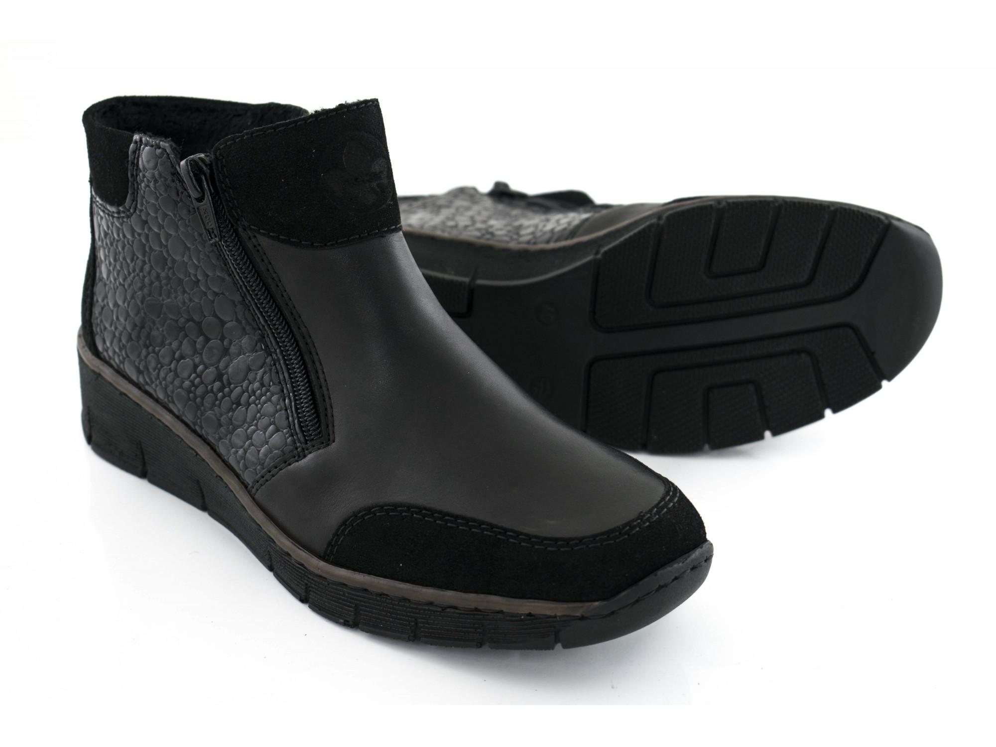 Ботинки Rieker 53782-00