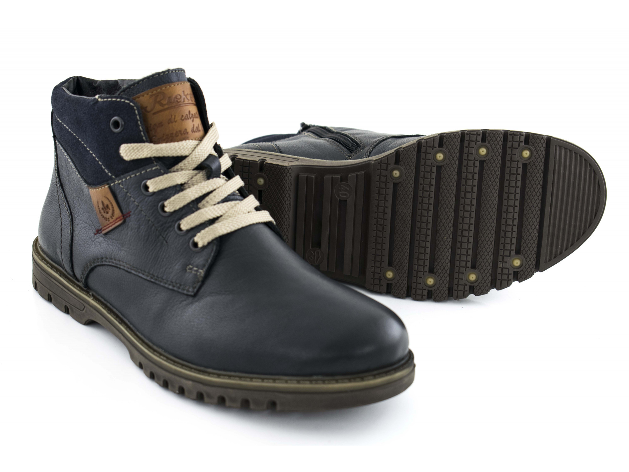 Ботинки Rieker F3124-12