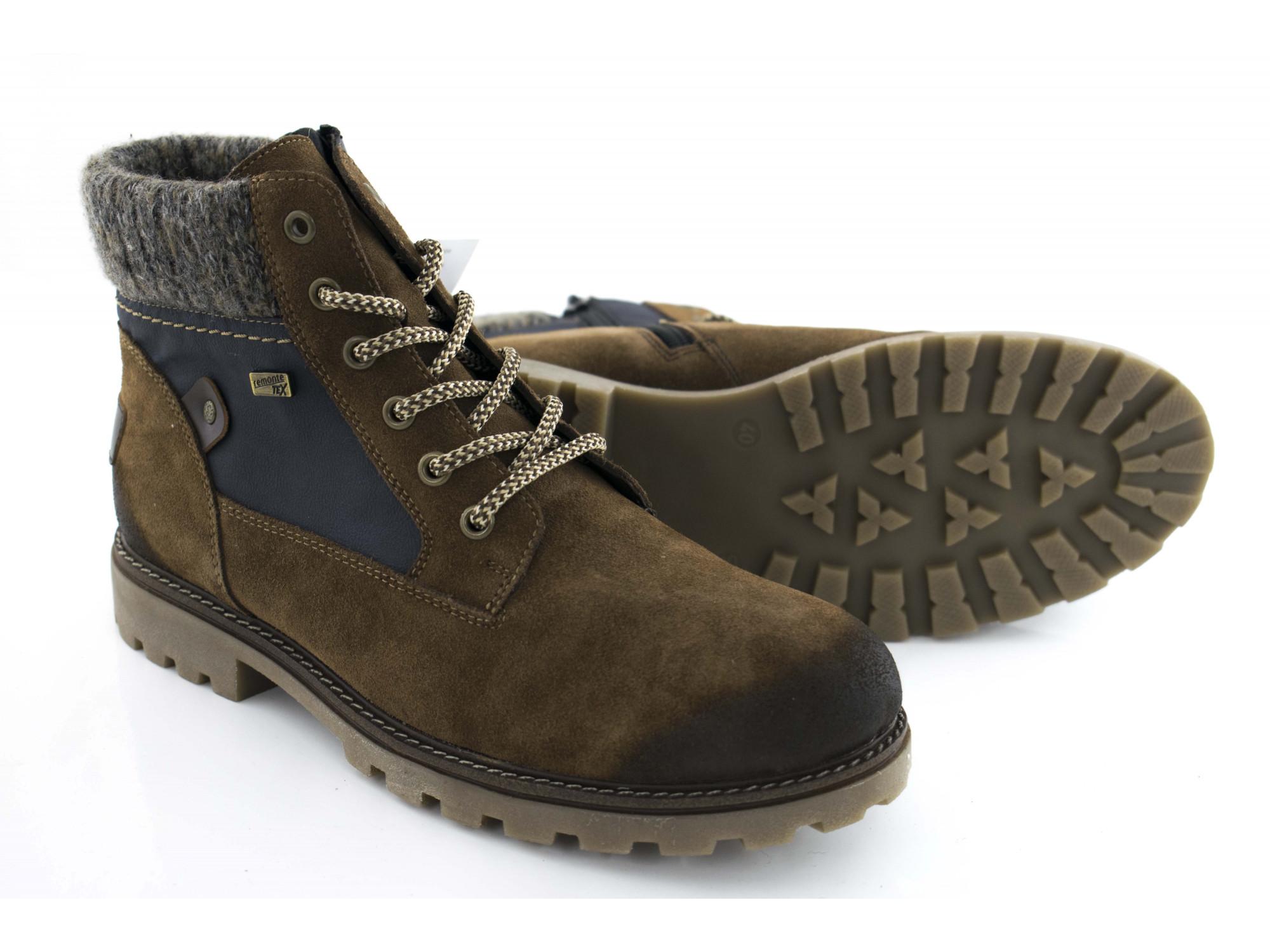 Ботинки Rieker D7466-20