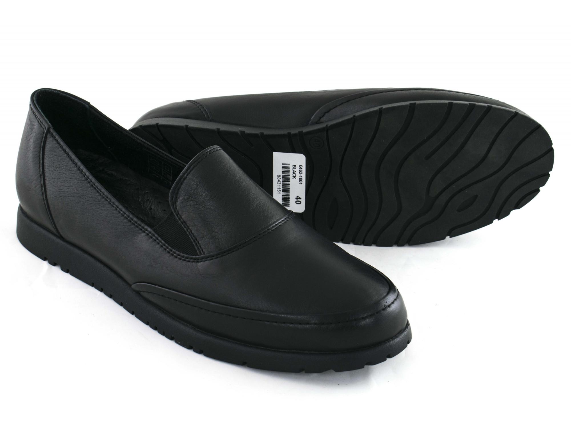 Туфли La Pinta 0462-1001 черные