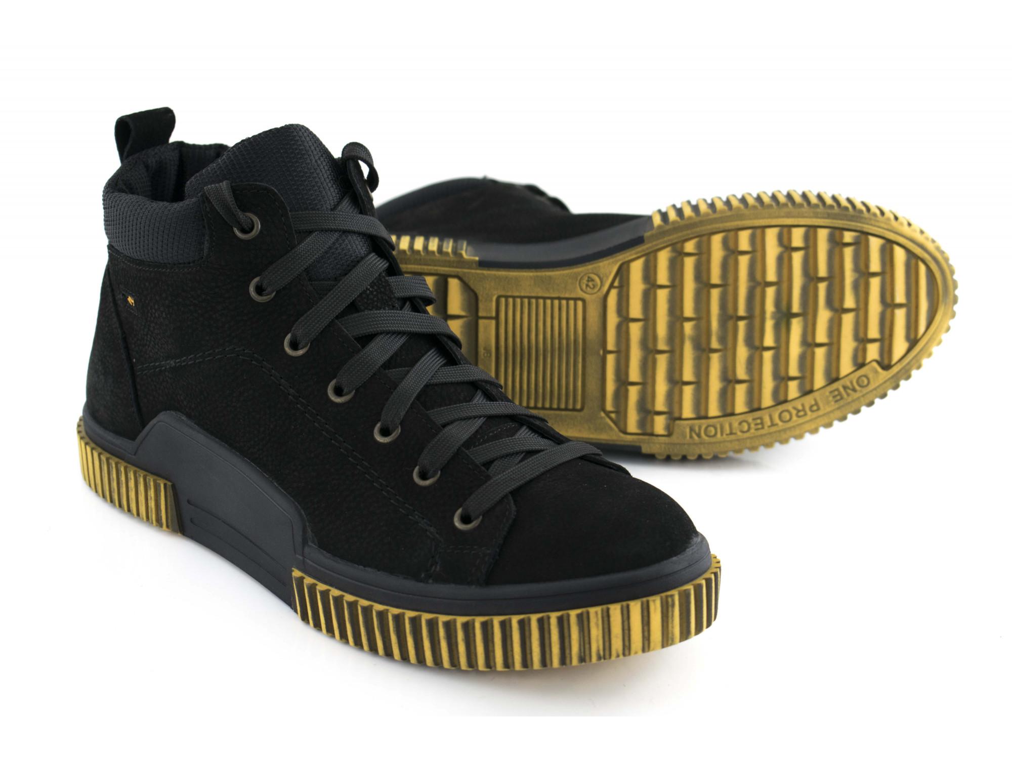 Ботинки Mida 140081(9Ш)