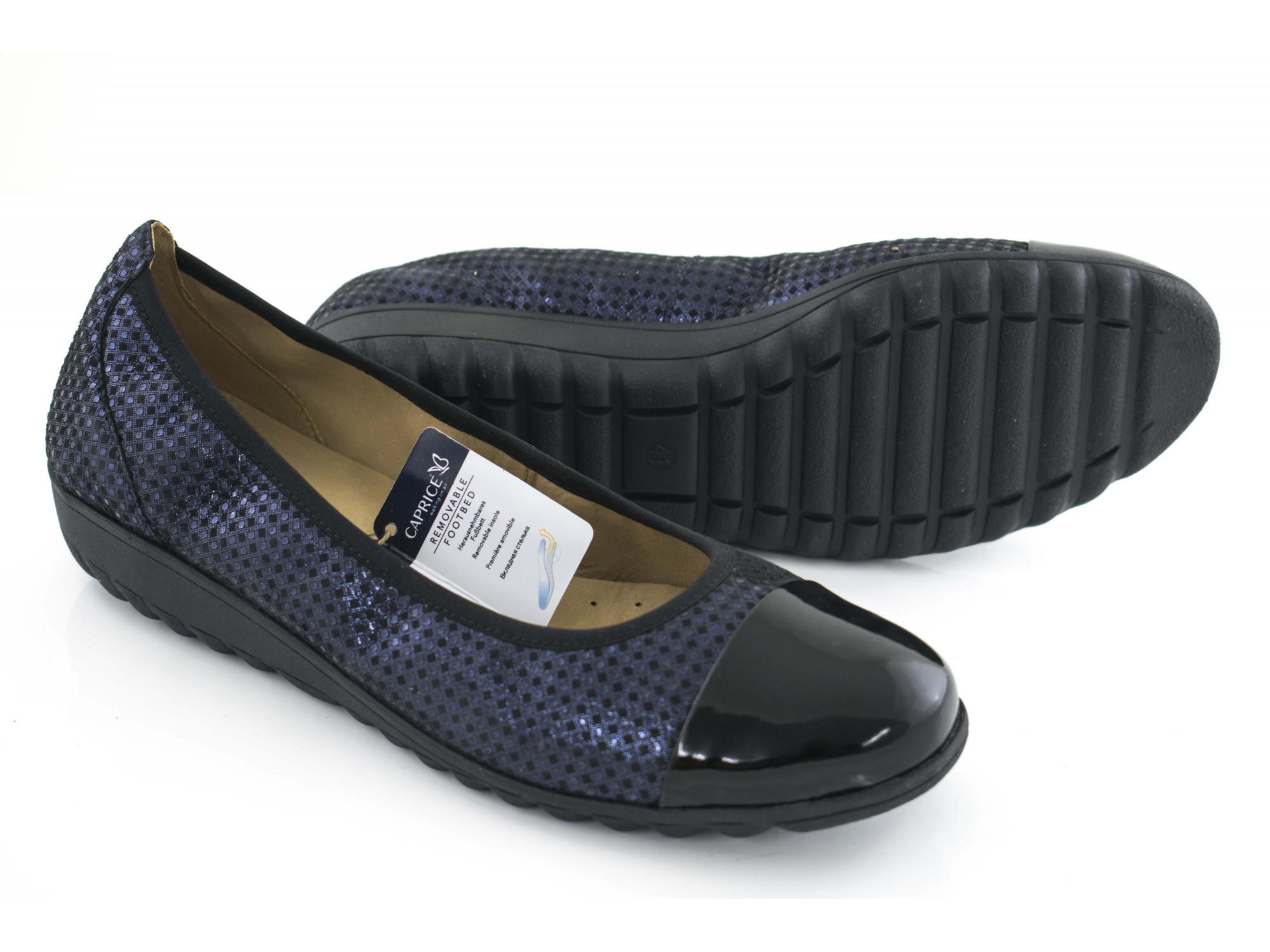 Туфли Caprice 9-22103-23-823 синие