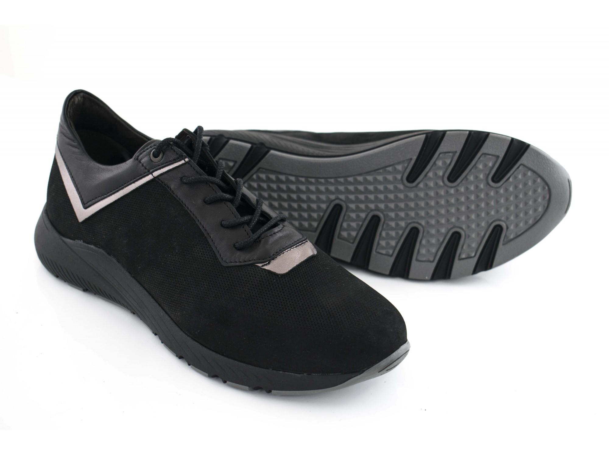 Кроссовки Aspena N196P26 черные