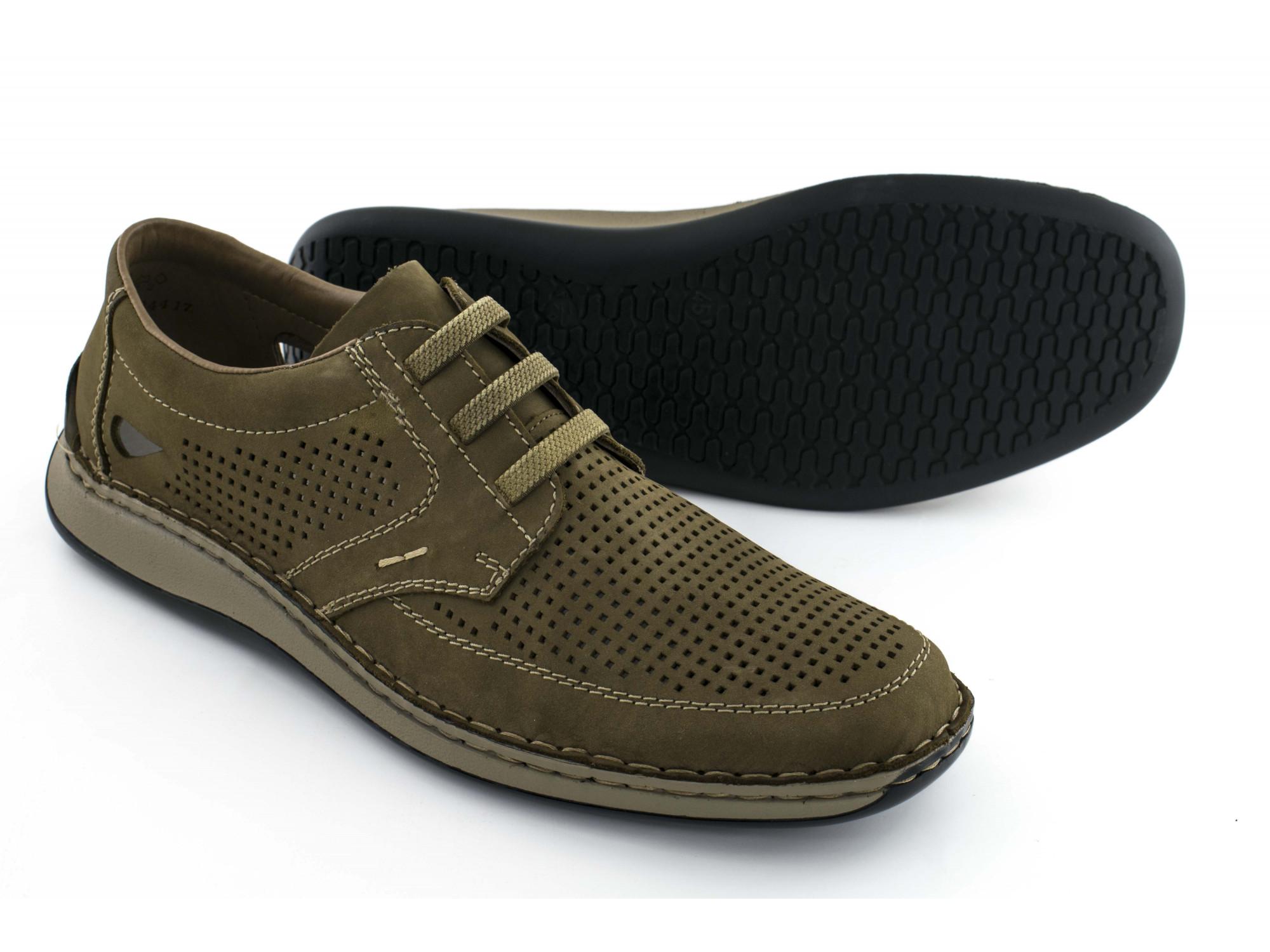Летние туфли Rieker 05259-64