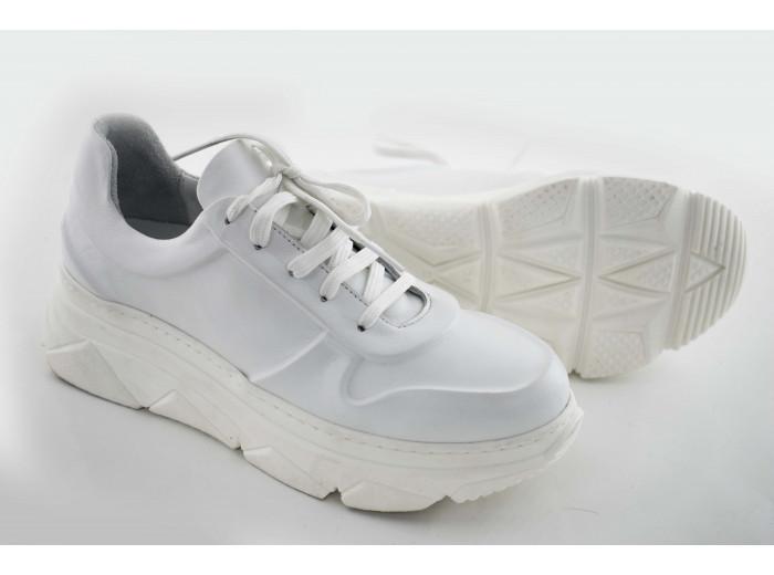 Кроссовки La Pinta 0449-12405 белые