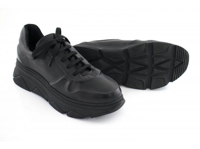 Кроссовки La Pinta 0449-12405 черные