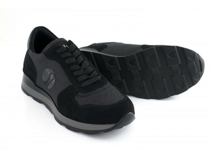 Кроссовки Inblu in-206 черные