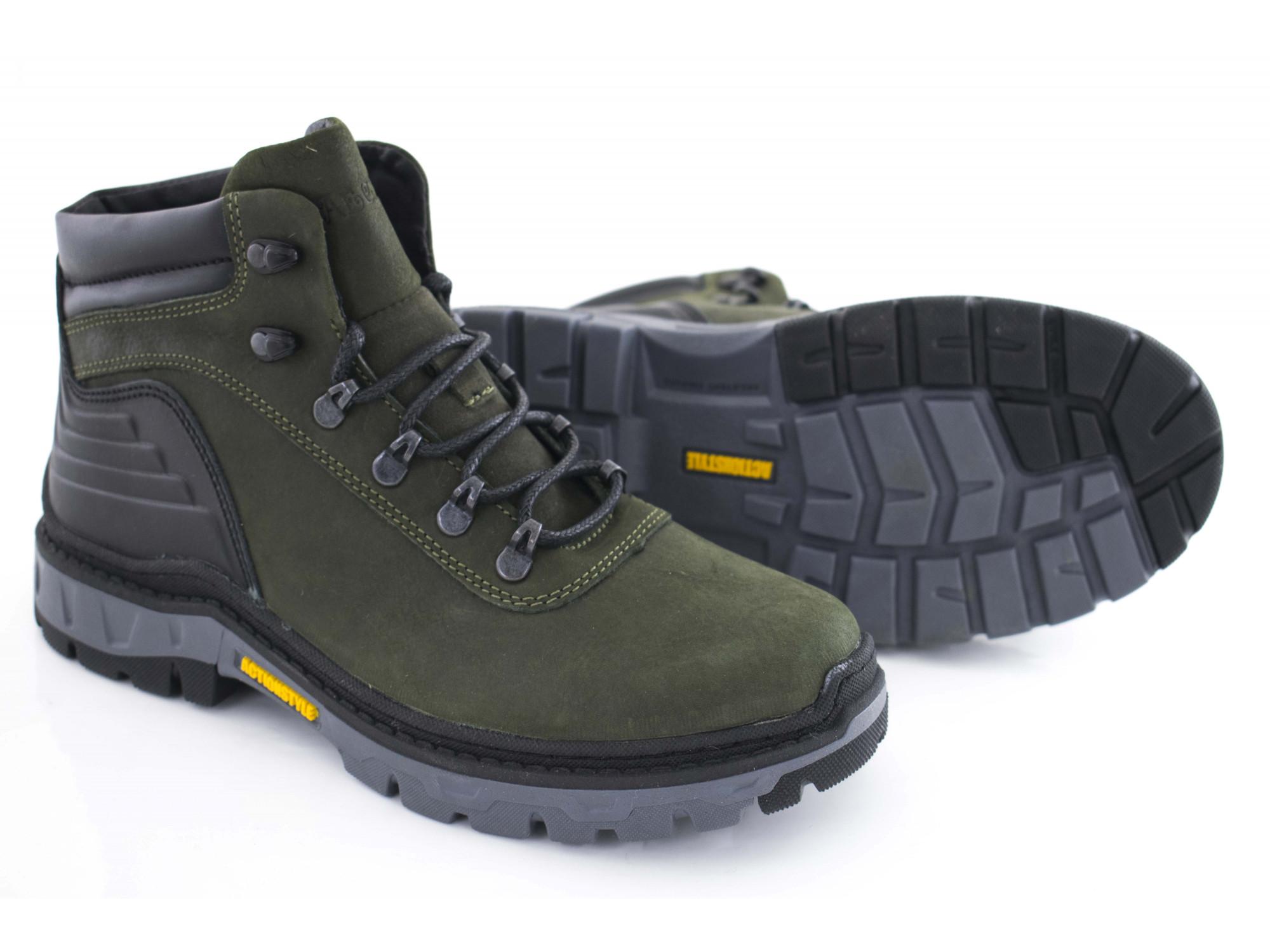 Ботинки Aegis 1502/06-7