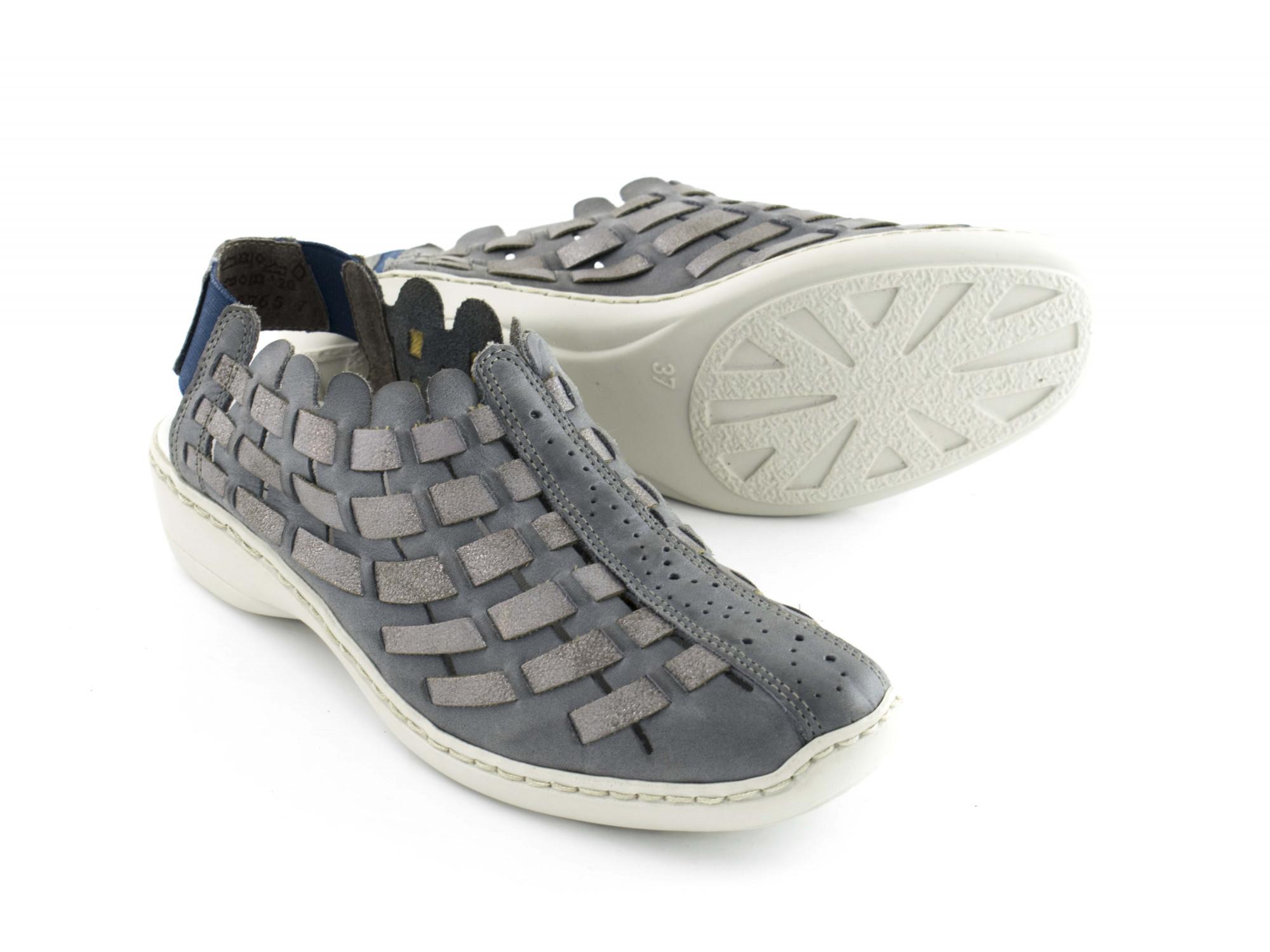 Летние туфли Рикер 413V8-12