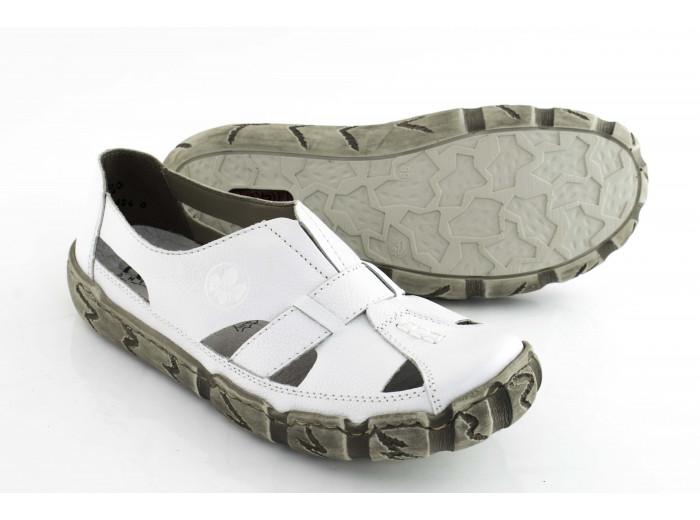 Летние туфли Рикер L0367-80