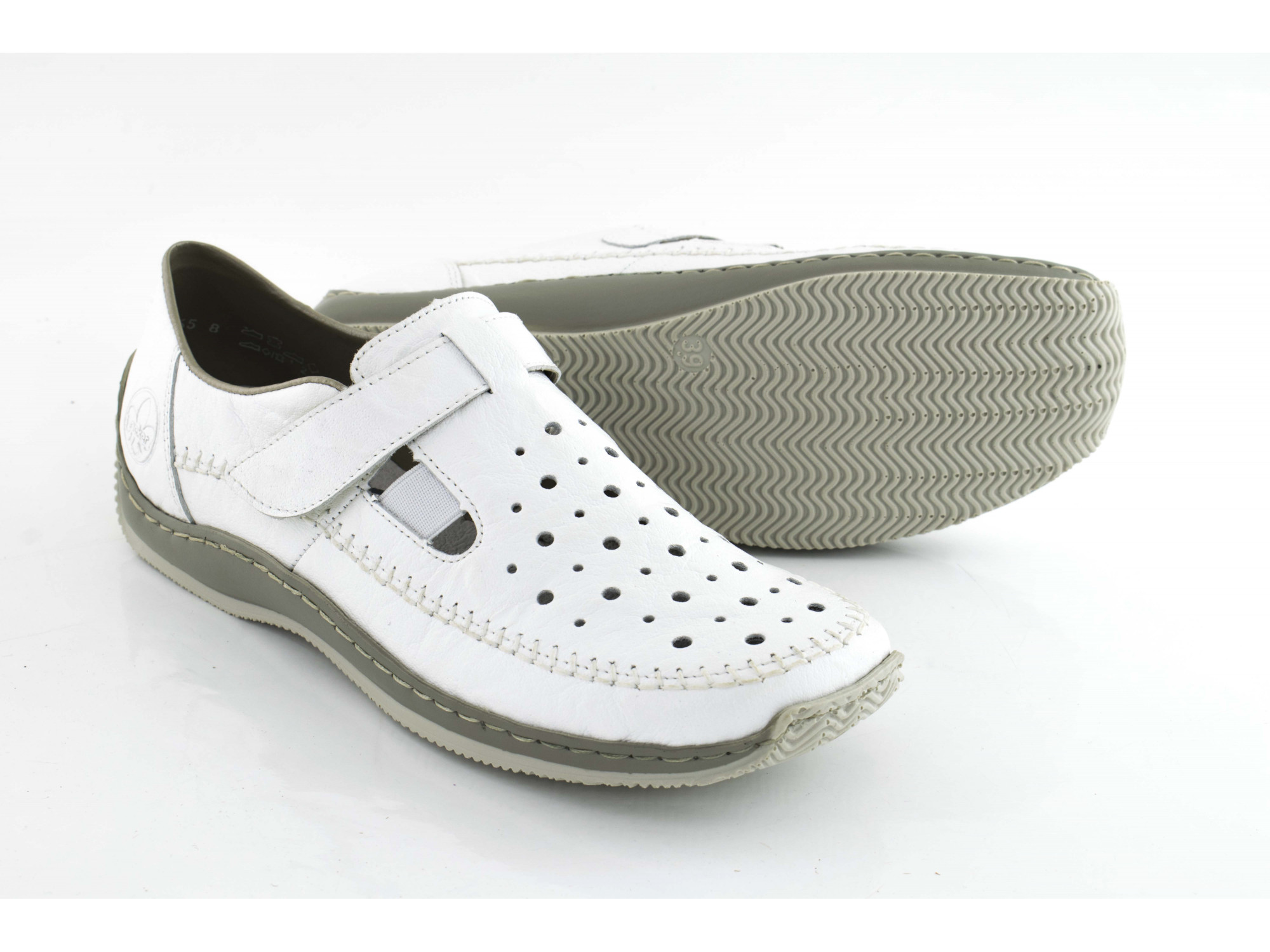 Летние туфли Rieker L1775-80