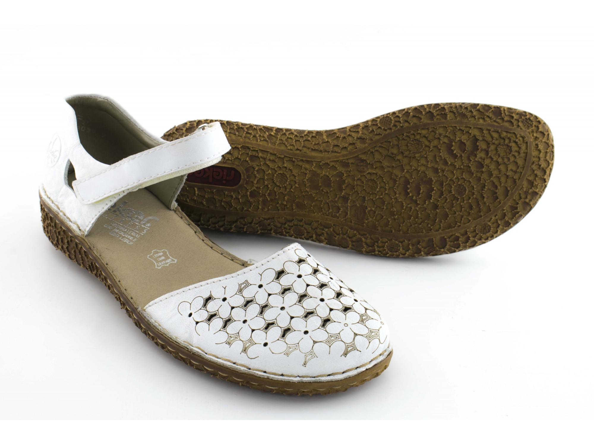 Летние туфли Rieker M0965-80
