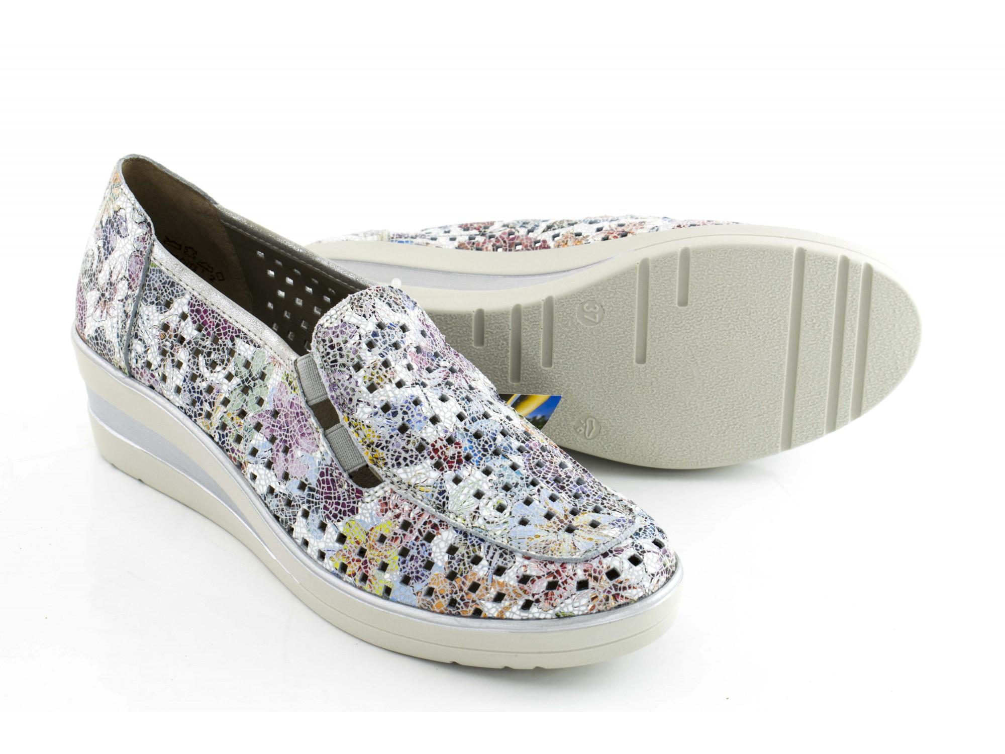Летние туфли Remonte R7205-90