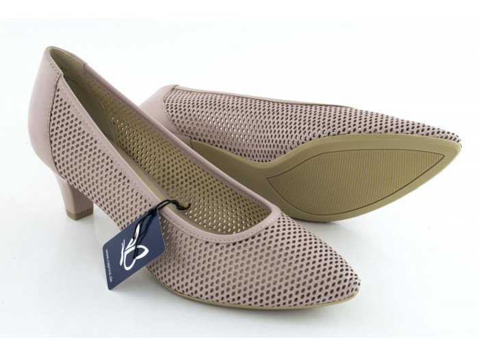 Летние туфли Каприз 9-22510-24-511