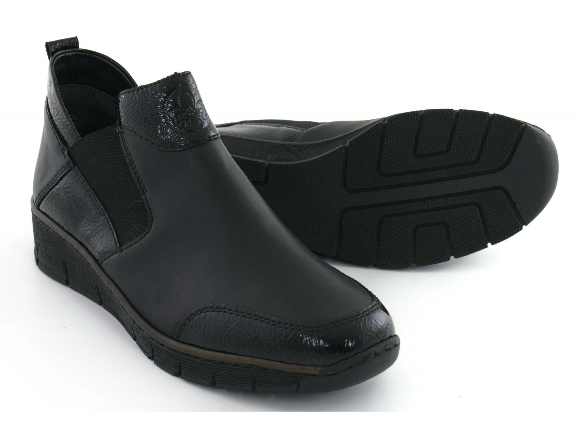 Ботинки Rieker 53786-00