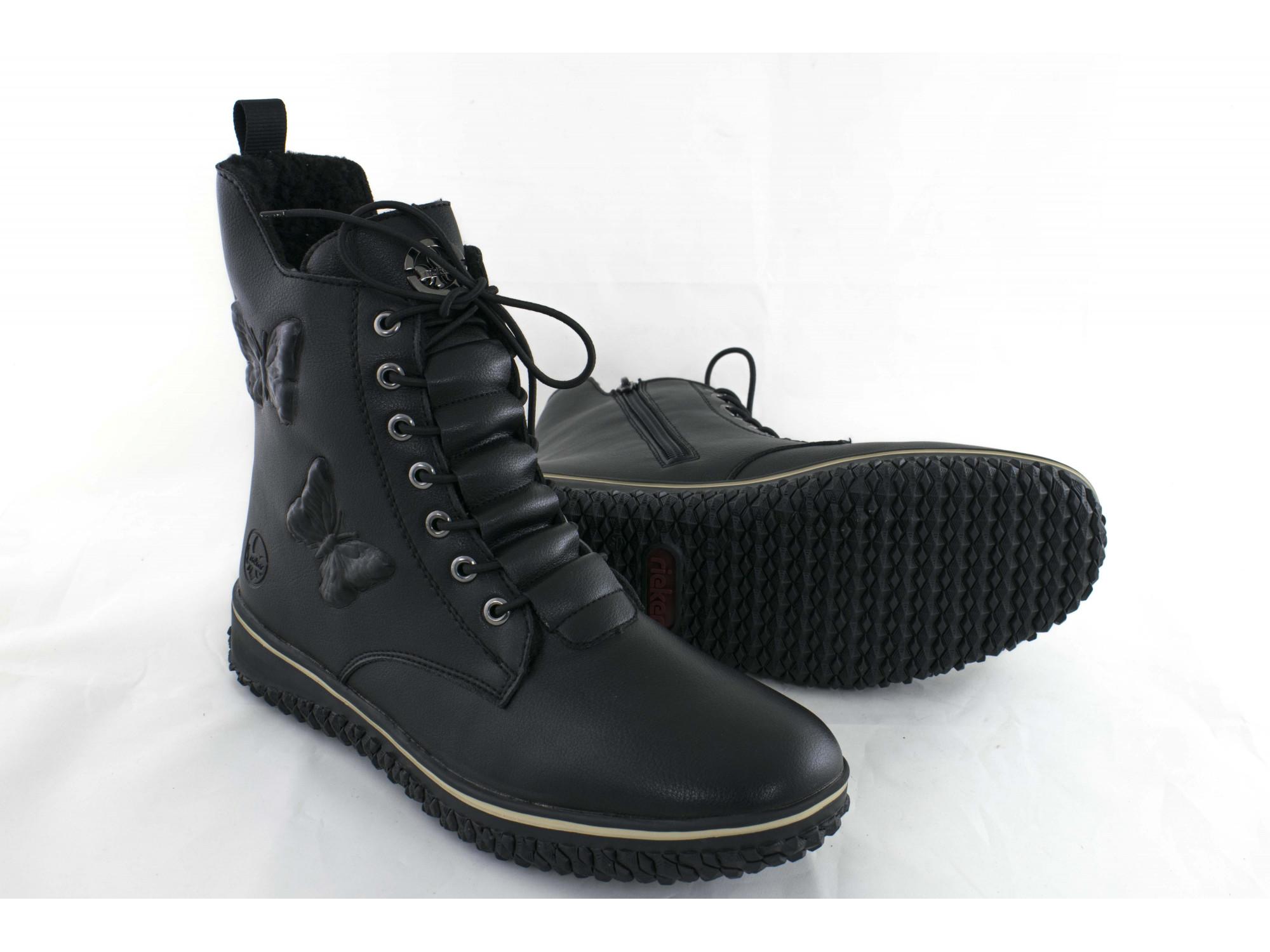 Ботинки Rieker Z4214-00