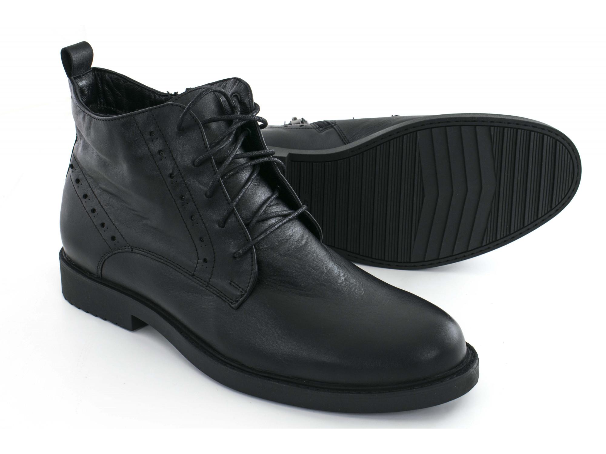 Ботинки Mida 140112(589Ш)