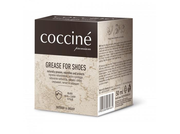 Жир для обуви Сoccine
