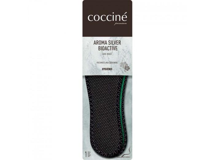 Стельки ароматизированные Сoccine Silver
