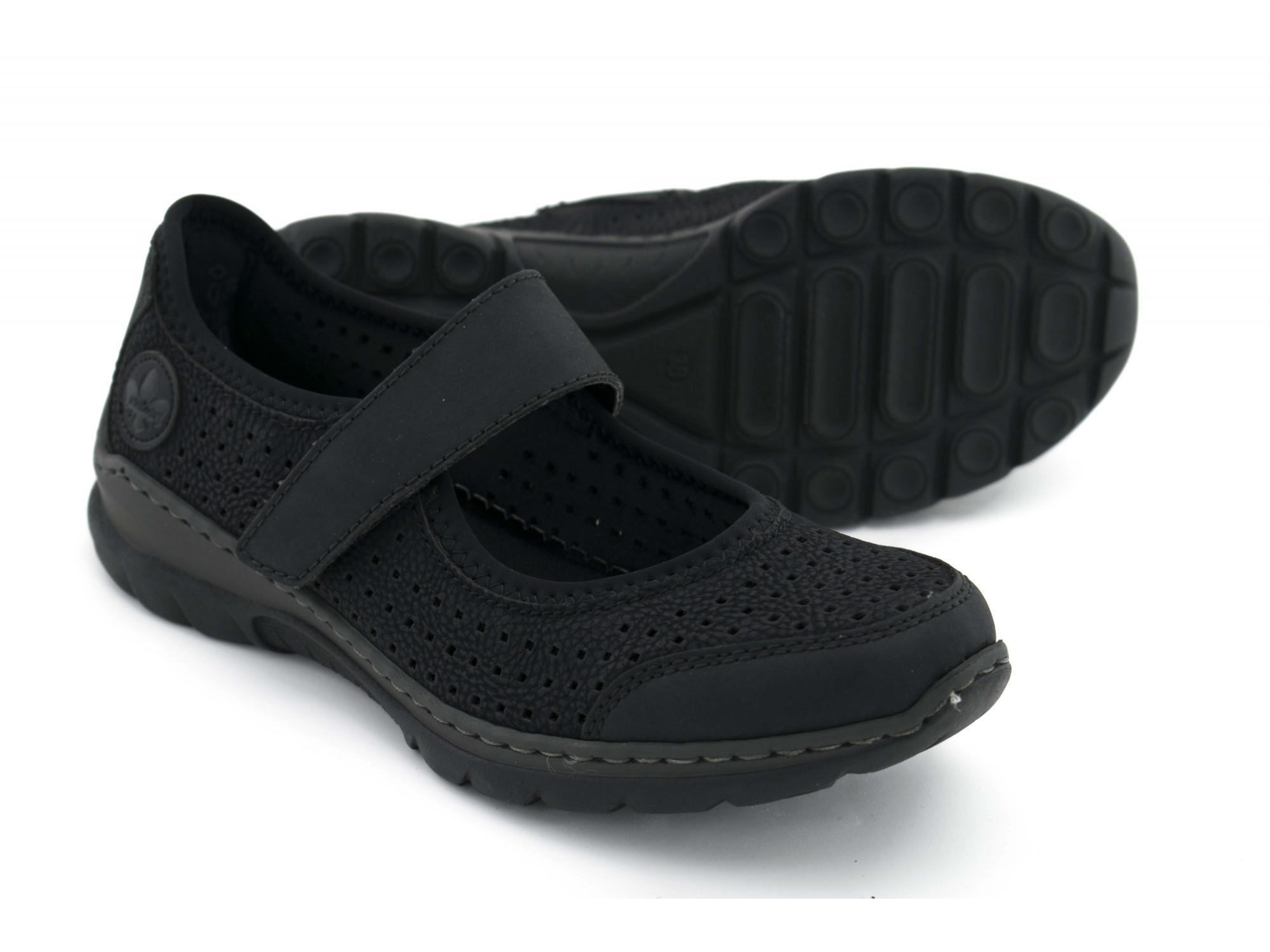 Летние туфли Rieker L32B5-00