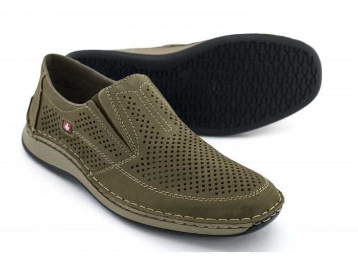 Летние туфли Rieker 05277-64