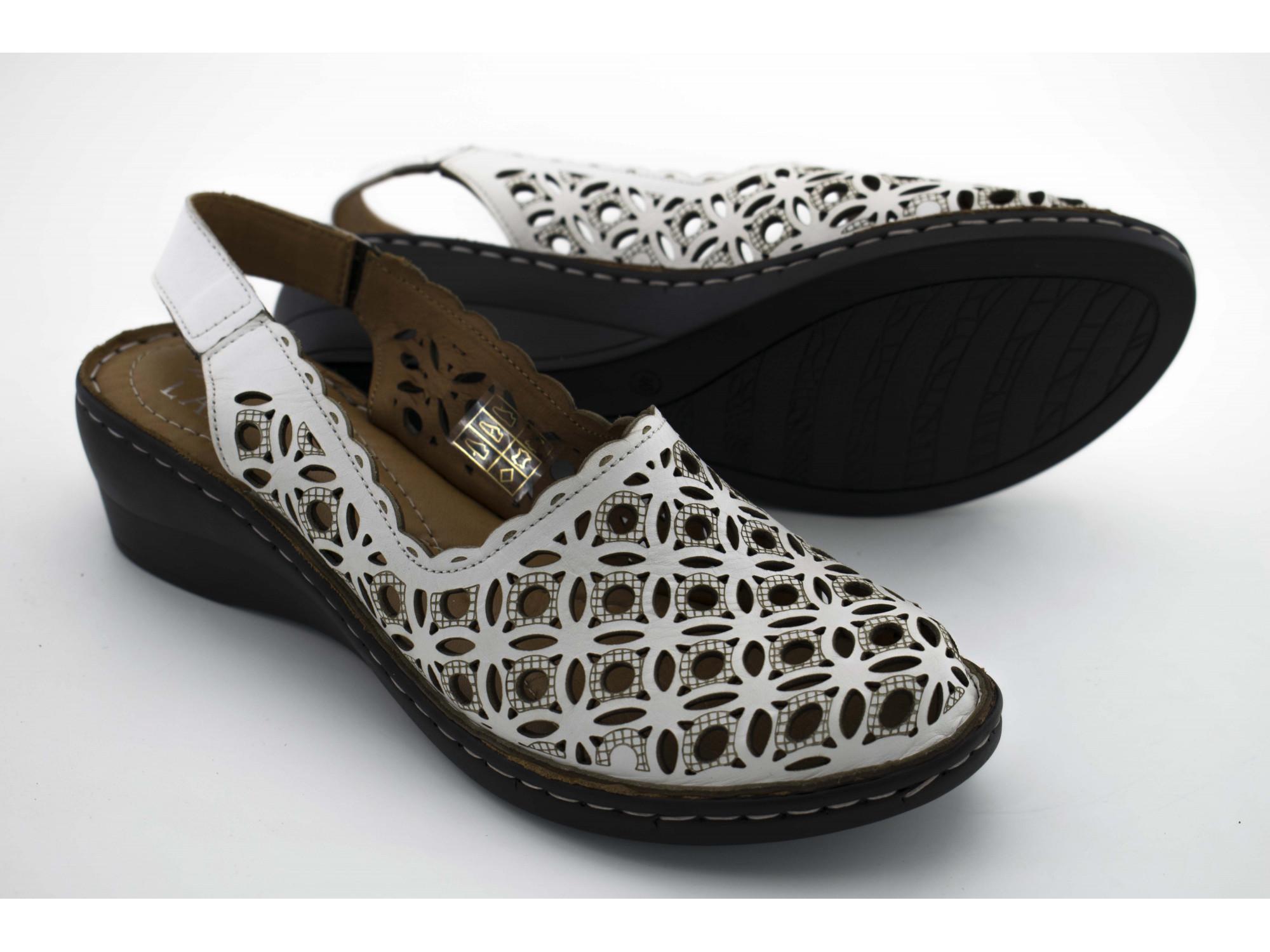 Летние туфли L'Amo 5021-1-05