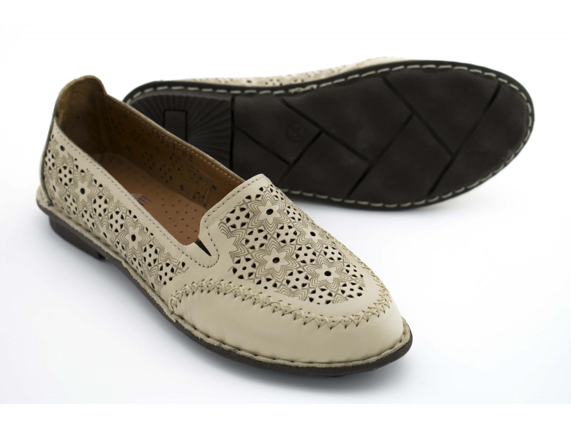 Летние туфли L'Amo 156-1-03